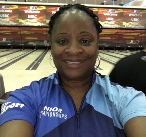 2018 National Senior Tournament 6th place – Sandra Johnson