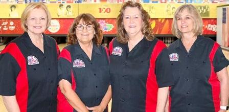Texas Team Leads 2019 USBC Womens National Tournament